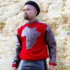 Afreedom Red Velvet Sweater